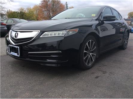 2015 Acura TLX Base (Stk: 191431) in Richmond - Image 1 of 21