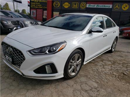 2019 Hyundai Sonata ESSENTIAL (Stk: 774327) in Toronto - Image 1 of 15