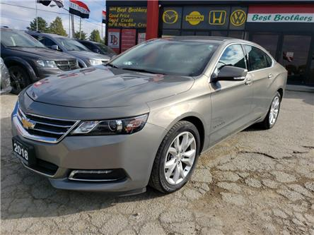 2018 Chevrolet Impala 1LT (Stk: 158295) in Toronto - Image 1 of 14