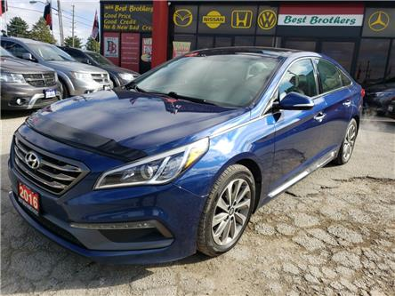 2016 Hyundai Sonata Sport Tech (Stk: 278650) in Toronto - Image 1 of 18