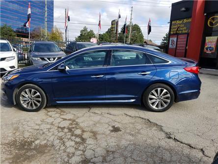 2016 Hyundai Sonata Sport Tech (Stk: 278650) in Toronto - Image 2 of 18