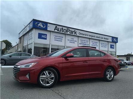 2019 Hyundai Elantra Preferred (Stk: 19-86942) in Brampton - Image 1 of 24