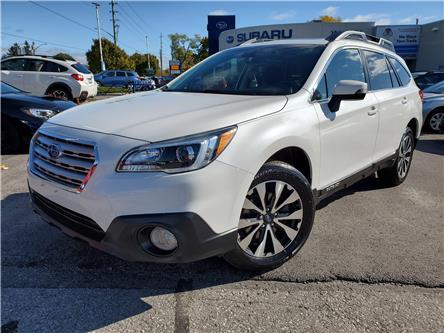 2017 Subaru Outback 3.6R Limited (Stk: U3733LD) in Whitby - Image 1 of 27