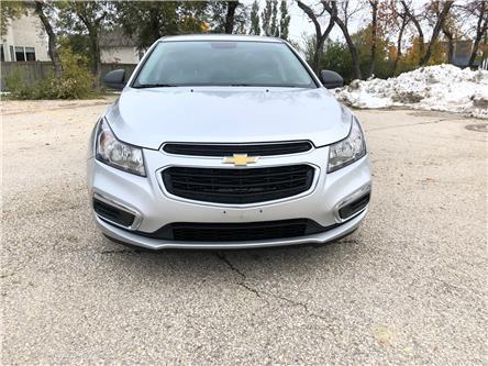 2016 Chevrolet Cruze Limited 1LT (Stk: 9965.1) in Winnipeg - Image 2 of 17
