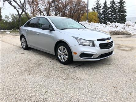 2016 Chevrolet Cruze Limited 1LT (Stk: 9965.1) in Winnipeg - Image 1 of 17