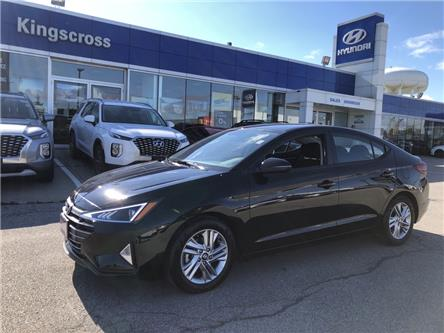 2019 Hyundai Elantra Preferred (Stk: 11599P) in Scarborough - Image 1 of 17