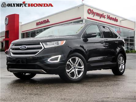 2016 Ford Edge Titanium (Stk: O8987A) in Guelph - Image 1 of 25