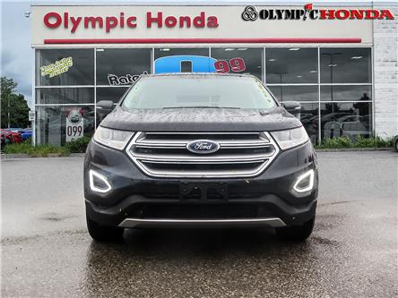 2016 Ford Edge Titanium (Stk: O8987A) in Guelph - Image 2 of 25