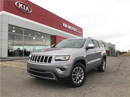 2015 Jeep Grand Cherokee Limited (Stk: 9PT8531A) in Calgary - Image 1 of 20