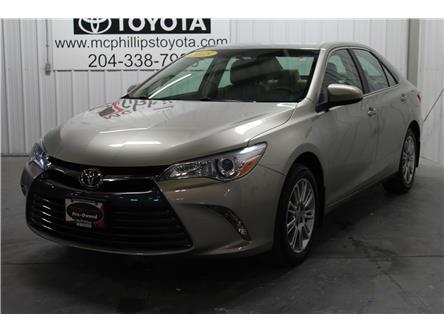 2015 Toyota Camry  (Stk: U833098A) in Winnipeg - Image 1 of 29