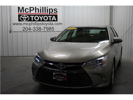 2015 Toyota Camry  (Stk: U833098A) in Winnipeg - Image 2 of 29