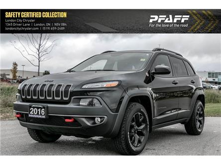 2016 Jeep Cherokee Trailhawk (Stk: LC9953A) in London - Image 1 of 22