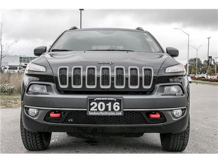 2016 Jeep Cherokee Trailhawk (Stk: LC9953A) in London - Image 2 of 22