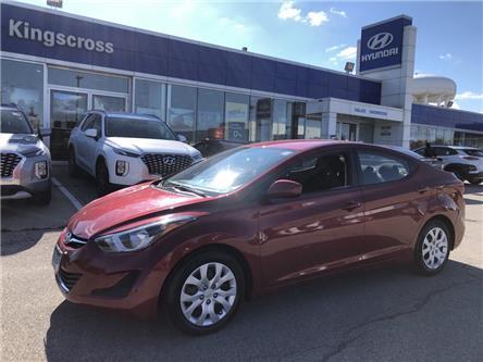 2016 Hyundai Elantra GL (Stk: 28663A) in Scarborough - Image 1 of 17