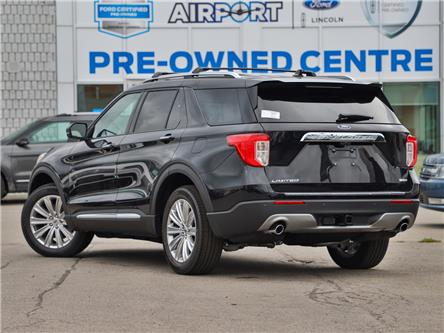 2020 Ford Explorer Limited (Stk: 200007) in Hamilton - Image 2 of 30