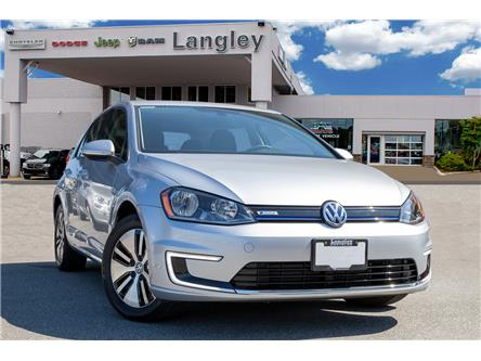 2016 Volkswagen e-Golf SE (Stk: LF1717A) in Surrey - Image 1 of 22