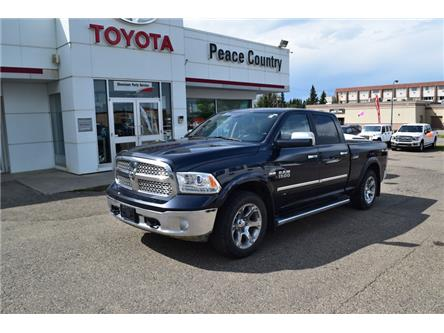 2017 RAM 1500 Laramie (Stk: 19145A) in Dawson Creek - Image 1 of 17