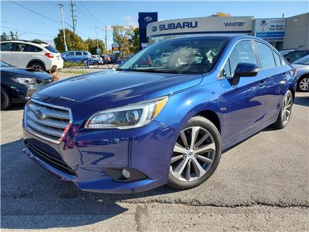 2016 Subaru Legacy 2.5i Limited Package (Stk: 19S943A) in Whitby - Image 1 of 26