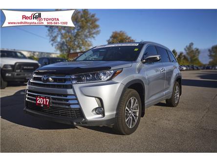 2017 Toyota Highlander XLE (Stk: 83483) in Hamilton - Image 1 of 22