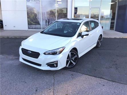 2019 Subaru Impreza Sport-tech (Stk: S4065) in Peterborough - Image 1 of 16