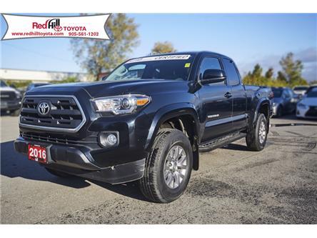 2016 Toyota Tacoma SR5 (Stk: 33683) in Hamilton - Image 1 of 16