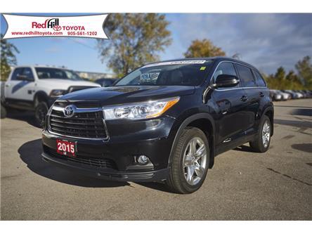 2015 Toyota Highlander Limited (Stk: 83501) in Hamilton - Image 1 of 23