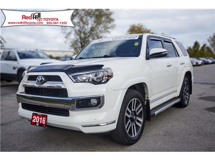 2016 Toyota 4Runner SR5 (Stk: 83498) in Hamilton - Image 1 of 22