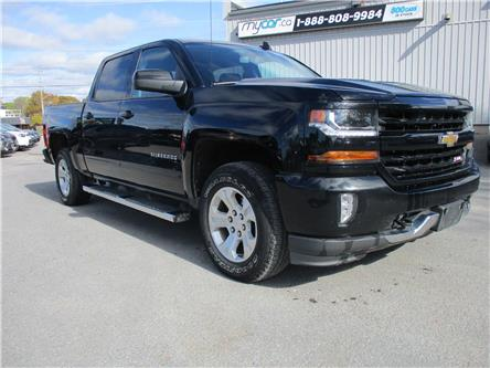 2018 Chevrolet Silverado 1500 1LT (Stk: 191557) in Kingston - Image 1 of 13