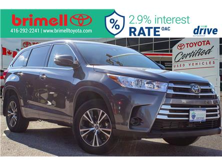 2018 Toyota Highlander LE (Stk: 10038) in Scarborough - Image 1 of 27
