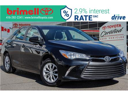 2017 Toyota Camry LE (Stk: 10045) in Scarborough - Image 1 of 25