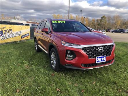 2019 Hyundai Santa Fe ESSENTIAL (Stk: T12001) in Smiths Falls - Image 2 of 4