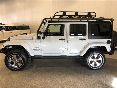 2016 Jeep Wrangler Unlimited Sahara (Stk: B12199) in Calgary - Image 2 of 15