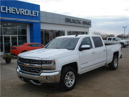 2018 Chevrolet Silverado 1500  (Stk: 19P052) in Wadena - Image 2 of 13