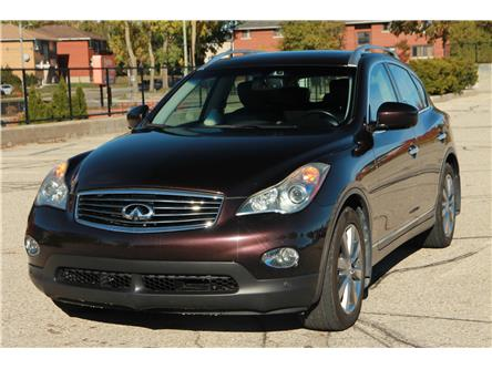 2008 Infiniti EX35 Luxury (Stk: 1910464) in Waterloo - Image 1 of 30