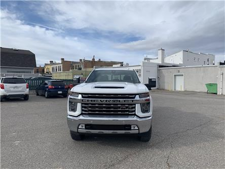 2020 Chevrolet Silverado 3500HD LTZ (Stk: 211215) in Fort MacLeod - Image 1 of 13