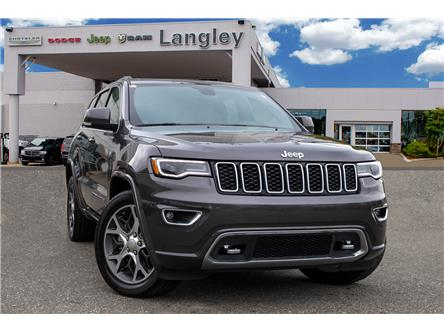 2018 Jeep Grand Cherokee Limited (Stk: LF3516) in Surrey - Image 1 of 24