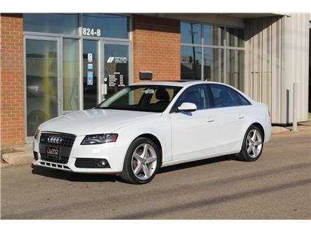 2012 Audi A4 2.0T Premium (Stk: 019548) in Saskatoon - Image 1 of 21