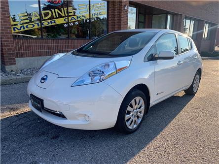 2015 Nissan LEAF S (Stk: 15386) in Woodbridge - Image 1 of 15