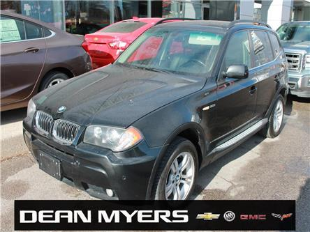 2006 BMW X3 3.0i (Stk: 190250A) in North York - Image 1 of 19