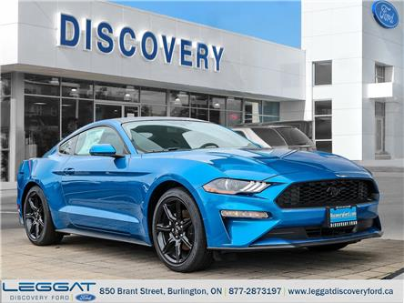 2019 Ford Mustang EcoBoost (Stk: MU9-64521) in Burlington - Image 1 of 17