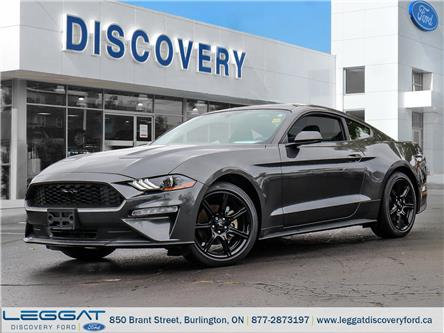 2019 Ford Mustang EcoBoost (Stk: MU9-73085) in Burlington - Image 1 of 20