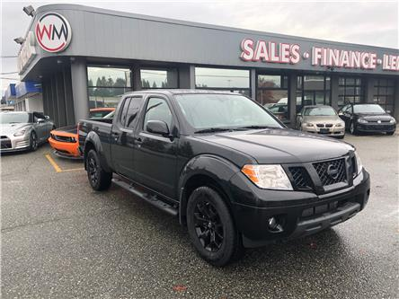 2019 Nissan Frontier Midnight Edition (Stk: 19-731454) in Abbotsford - Image 1 of 14