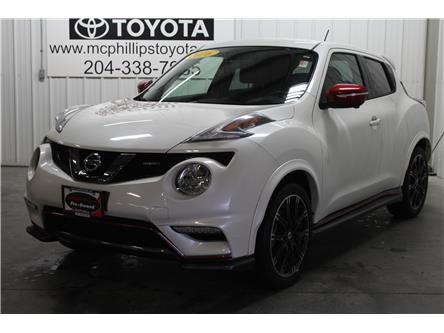 2016 Nissan Juke  (Stk: C037647A) in Winnipeg - Image 1 of 25