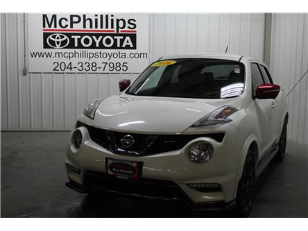 2016 Nissan Juke  (Stk: C037647A) in Winnipeg - Image 2 of 25