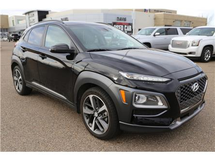 2018 Hyundai Kona 1.6T Ultimate (Stk: 179423) in Medicine Hat - Image 1 of 25