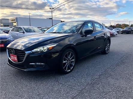 2018 Mazda Mazda3 GT (Stk: M2707) in Gloucester - Image 1 of 12