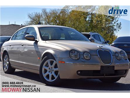 2005 Jaguar S-Type 4.2 (Stk: KN129882B) in Whitby - Image 1 of 27