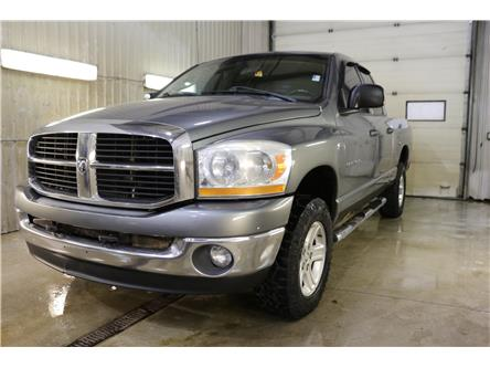 2006 Dodge Ram 1500  (Stk: HT237B) in Rocky Mountain House - Image 1 of 28