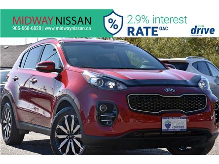 2017 Kia Sportage  (Stk: LC701744A) in Whitby - Image 1 of 33