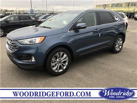 2019 Ford Edge Titanium (Stk: K-2693) in Calgary - Image 1 of 5